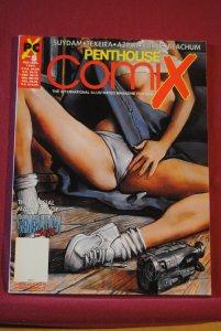 Penthouse Comix #8 (1995) High grade!