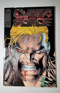 Cyber Force #4 (1993) Image Comic Book J756