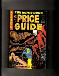 Overstreet Comic Book Price Guide 11th Edition 1981 - 1982 Horror Cover EC JL20