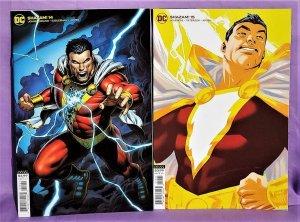 Superboy Prime SHAZAM #14 - 15 Dale Keown & Francis Manapul Variants (DC, 2020)!