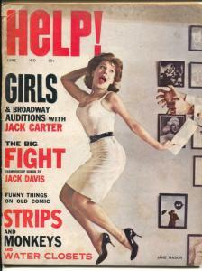 Help! #11 1961-Warren-Jane Mason-Jack Davis-Harvey Kurtzman-G