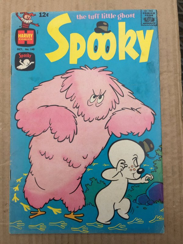 Spooky #100 (1967)