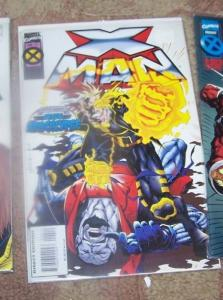 X Man  # 4 after xavier- age of apocalypse cable x men nate gray SINISTER