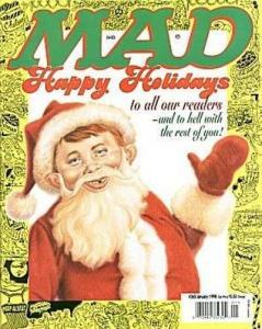 Mad (1952 series) #365, NM + (Stock photo)