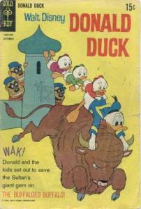 Donald Duck (1940 series) #121, VG (Stock photo)
