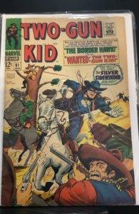 Two-Gun Kid #91 (1968)