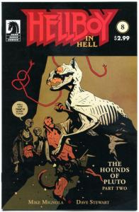 HELLBOY in HELL #8, VF/NM, Mike Mignola, Dave Stewart, 2012, more in store