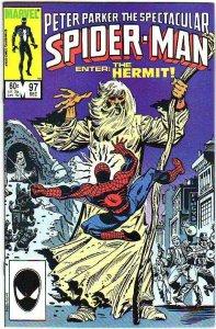 Spider-Man, Peter Parker Spectacular #97 (Dec-84) NM/NM- High-Grade Spider-Man