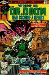 What If... #22 - VF/NM - Doctor Doom had Become a Hero?