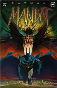 Batman Man-bat (1995) 1 - 3, 9.4 or Better