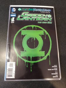 ​GREEN LANTERN ANNUAL #1 RISE OF THE THIRD ARMY NM