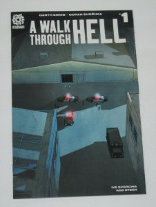 A Walk Through Hell #1 2018 Aftershock Comics VF/NM