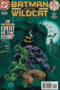Batman/Wildcat #1 FN; DC | save on shipping - details inside
