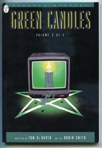 GREEN CANDLES #2, NM+, Paradox Press, 1995, Robin Smith