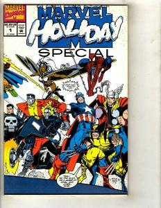 9 Comics Holiday 1 Age 71 X-Men Micronauts 3 Spider-Man 7 143 141 111 97 82 DS3