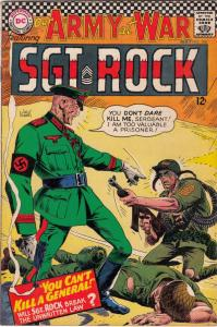 Our Army at War #180 (May-67) VF/NM+ High-Grade Easy Company, Sgt. Rock
