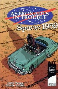 Astronauts in Trouble: Space 1959 #1 VF/NM; AiT-Planet Lar | save on shipping -