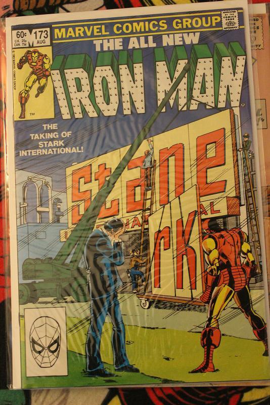 Iron Man 1968 #173 NM-