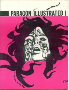Paragon Illustrated #1 (Bill Black 1969) VF/NM 9.0 UNCIRCULATED EARLY FANZINE
