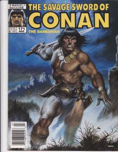 Savage Sword of Conan #171