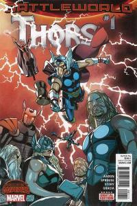 Thors #1, NM (Stock photo)