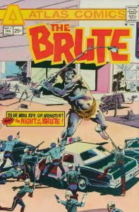 Brute, The #1 VG; Atlas | low grade comic - save on shipping - details inside