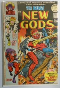 New Gods (1st Series) #9, Jack Kirby 4.5 (1972)