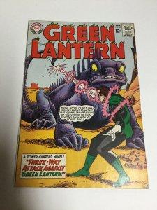 Green Lantern 34 Fn- Fine- 5.5 Foxing DC Comics Silver Age