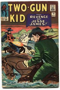 TWO-GUN KID  #78-1965-MARVEL-WESTERN