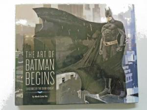 Art of Batman Begins Shadows of the Dark Knight #1 Hardcover used 4.0 VG (2005)