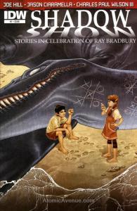 Shadow Show: Stories in Celebration of Ray Bradbury #1 VF/NM; IDW | save on ship