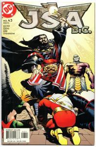JSA Justice Society of America #43 (DC, 2003) VF/NM