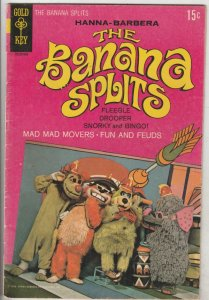 Banana Splits #1 (Jun-69) VG/FN Mid-Grade The Banana Splits (Fleegle, Drooper...