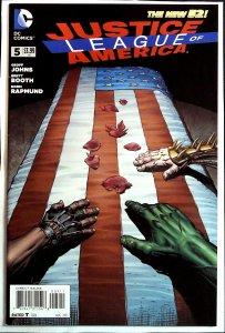 Justice League of America #5 (2013)