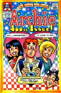 Archie #400 VF/NM; Archie | save on shipping - details inside