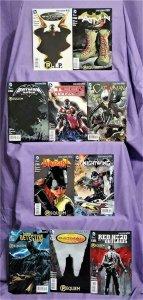 DC New 52 Event Series BATMAN Requiem Crossover Issues (DC, 2013)!