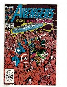 The Avengers #305 (1989) YY7