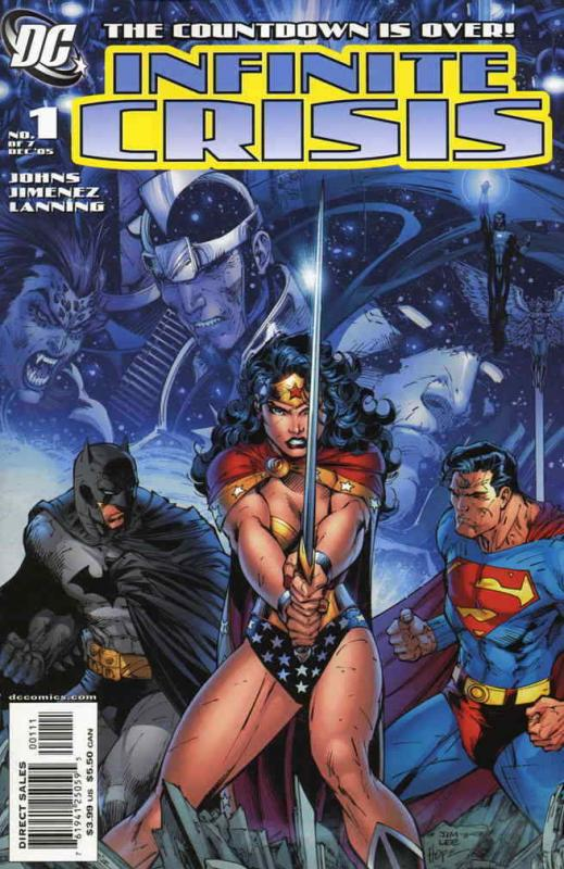 Infinite Crisis #1 VF/NM; DC | save on shipping - details inside