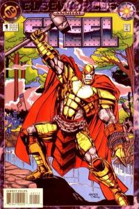 Steel (1994 series) Annual #1, VF (Stock photo)