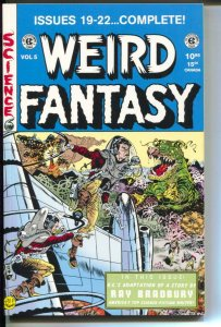 Weird Fantasy Annual-#5-Issues 19-22-TPB- trade