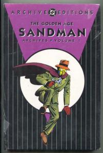Golden Age Sandman Archive Edition volume 1 hardcover