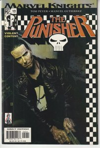 The Punisher #12 (2002)