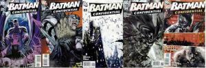 BATMAN CONFIDENTIAL (2007) 31-35  Bat & the Beast