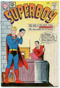 Superboy 94 Jan 1962 VG-FI (5.0)