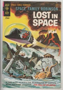 Space Family Robinson, Lost in Space #25 (Dec-67) FN Mid-Grade Will Robinson,...