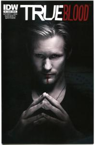 TRUE BLOOD #2, NM-, Photo Variant, Vampire, Sookie, Eric, 2012, more in store