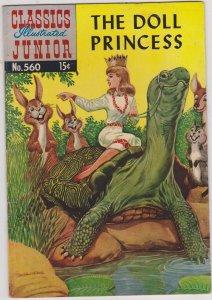 Classics Illustrated Junior #560