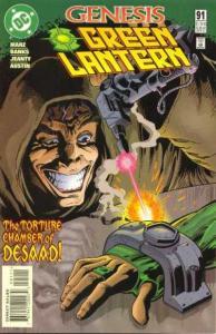 Green Lantern (1990 series) #91, NM (Stock photo)