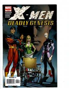 X-Men: Deadly Genesis #4 (2006) OF19