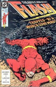Flash (1987 series) #41, VF+ (Stock photo)